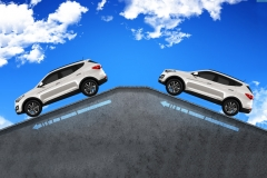 SantaFe_Down-hill-brake-control