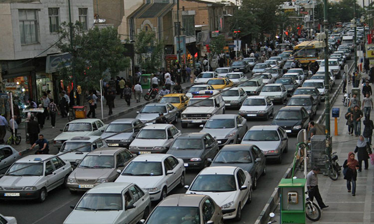 اجرای طرح کاهش آلودگی هوا از در منازل/ جریمه ۲۰ هزار تومانی تردد غیرمجاز